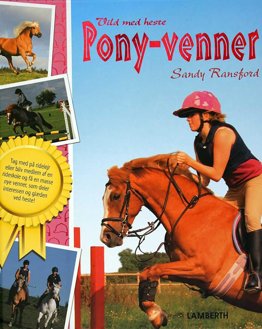 Sandy Ransford: Pony-venner