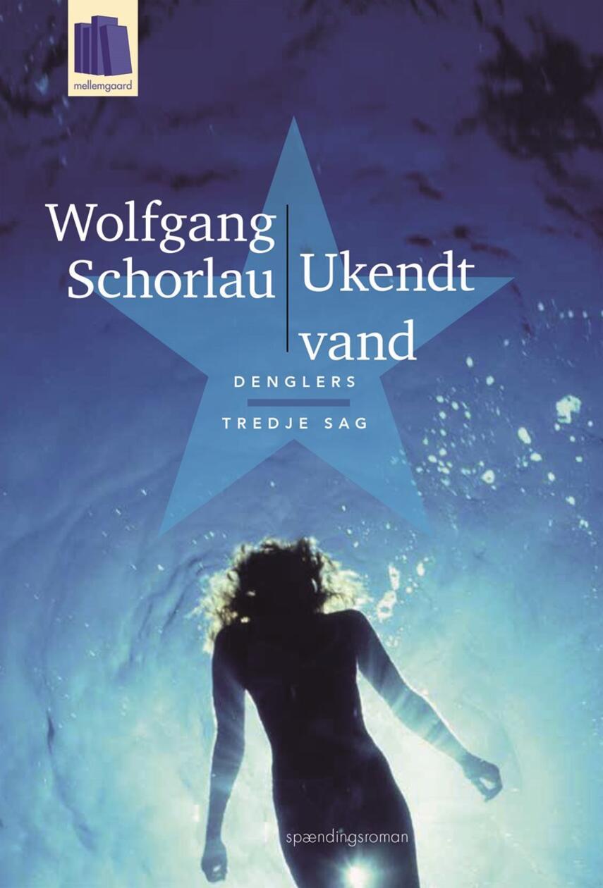 Wolfgang Schorlau: Ukendt vand : Denglers tredje sag : spændingsroman