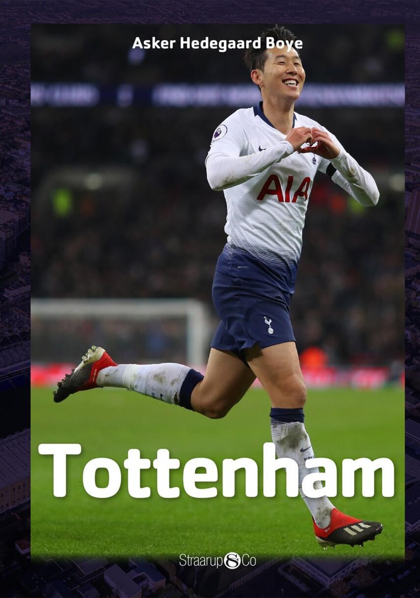Asker Hedegaard Boye: Tottenham