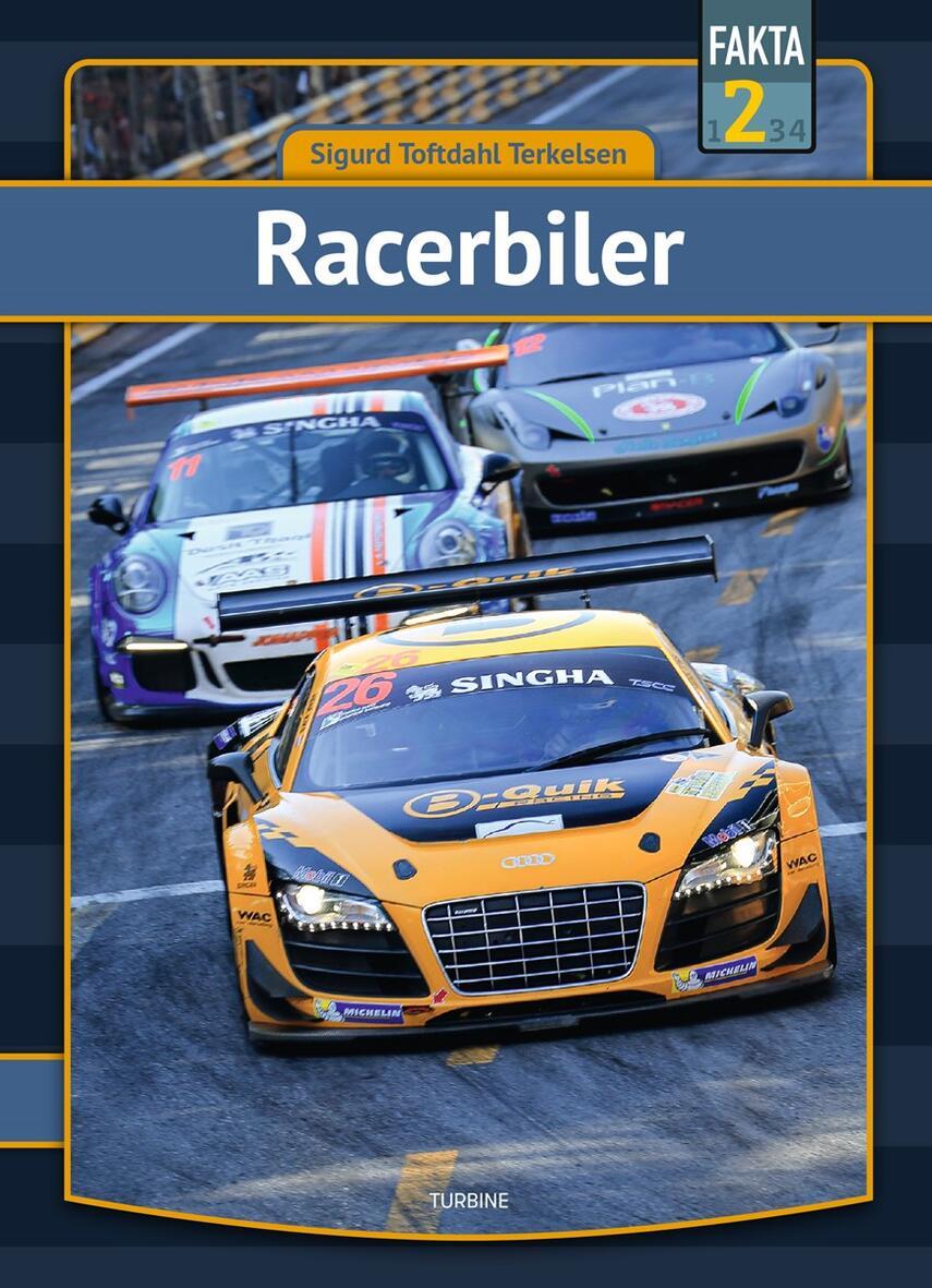 Sigurd Toftdahl Terkelsen: Racerbiler