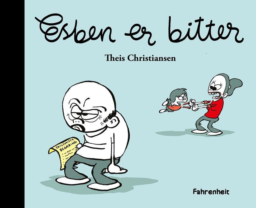 Theis Christiansen: Esben er bitter