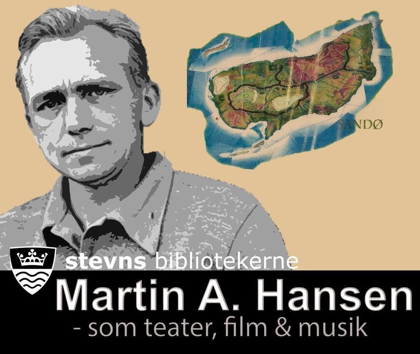 Klaus Slavensky: Martin A. Hansen som teater, film og musik