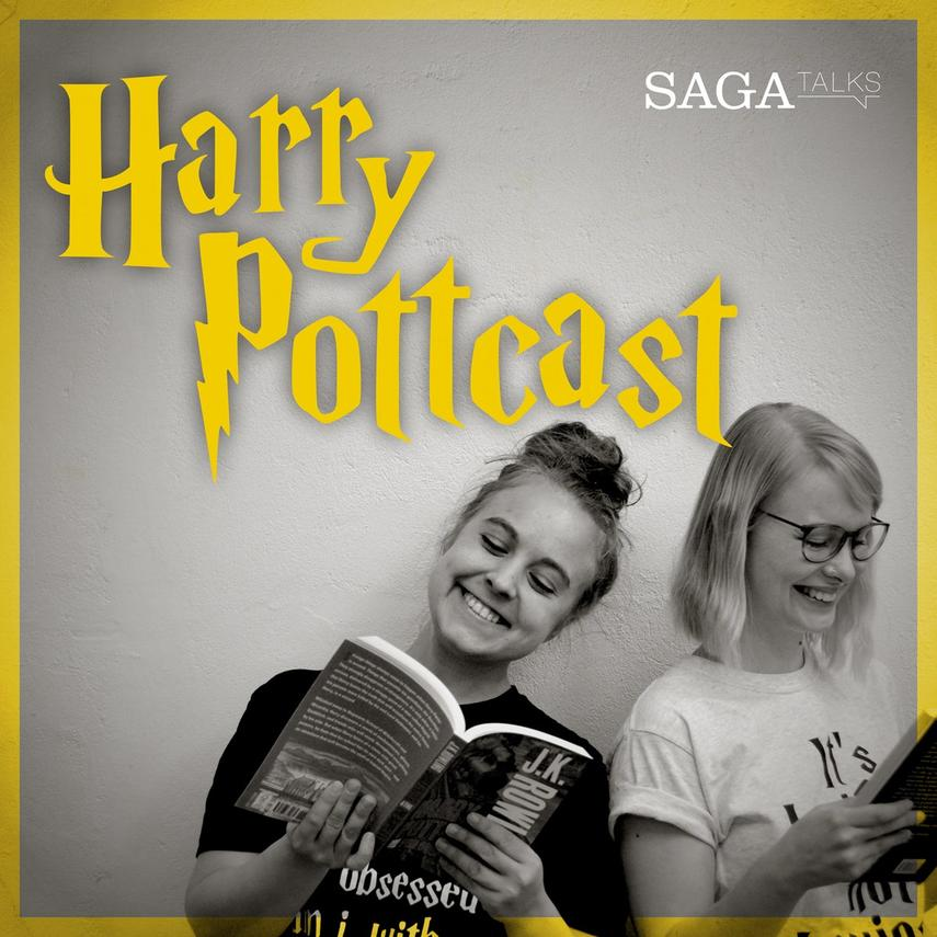 : Harry Pottcast & Bonusepisode med Klara Lilja