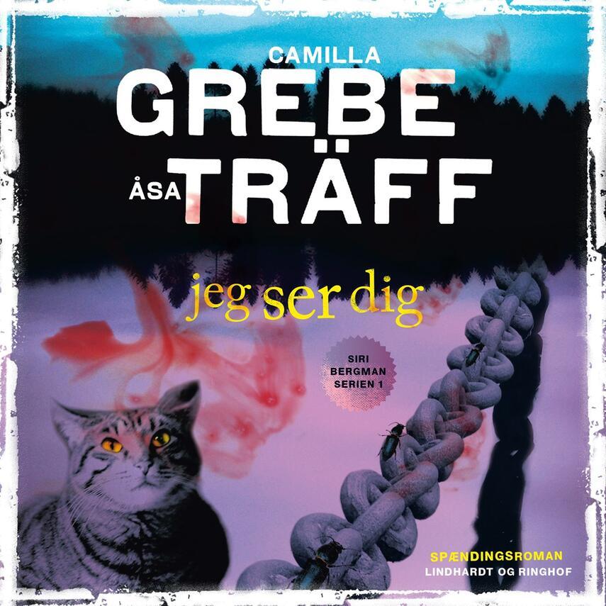 Camilla Grebe, Åsa Träff: Jeg ser dig (Ved Line Jønsson)