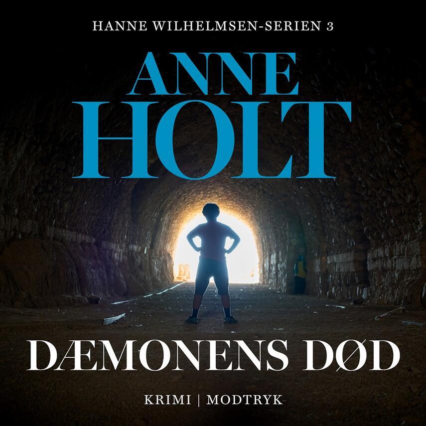 Anne Holt (f. 1958-11-16): Dæmonens død