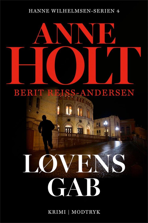 Anne Holt (f. 1958-11-16), Berit Reiss-Andersen: Løvens gab : krimi