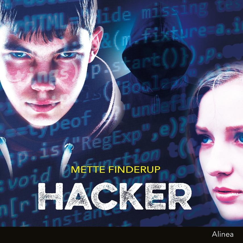 Mette Finderup: Hacker