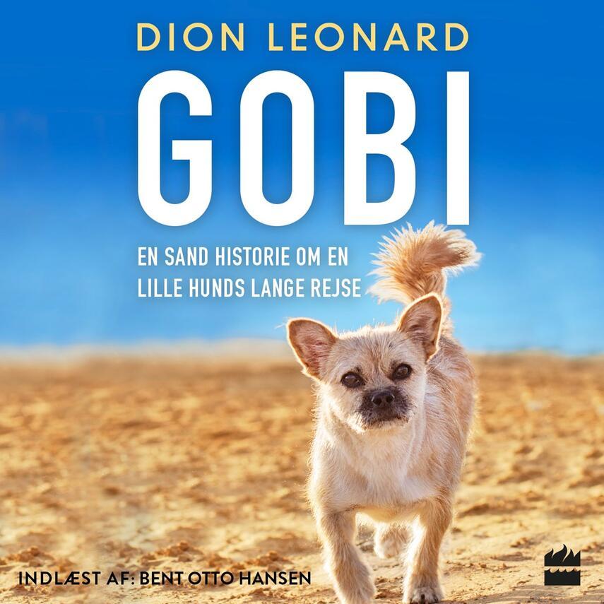 Dion Leonard: Gobi : en sand historie om en lille hunds lange rejse