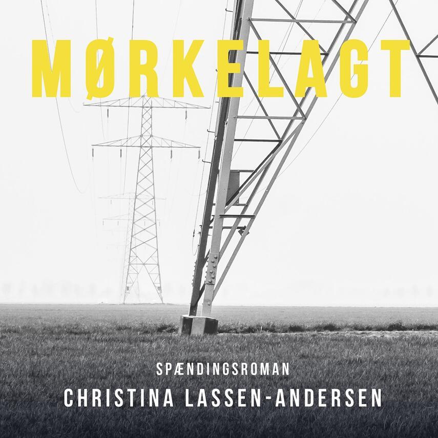 Christina Lassen-Andersen: Mørkelagt : spændingsroman