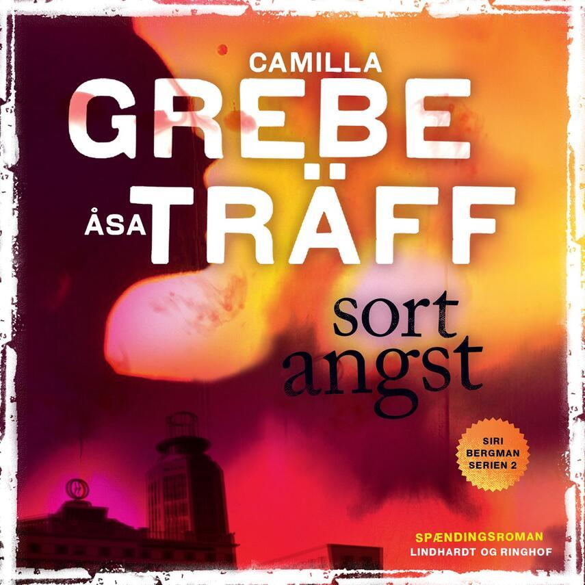 Camilla Grebe, Åsa Träff: Sort angst (Ved Line Jønsson)