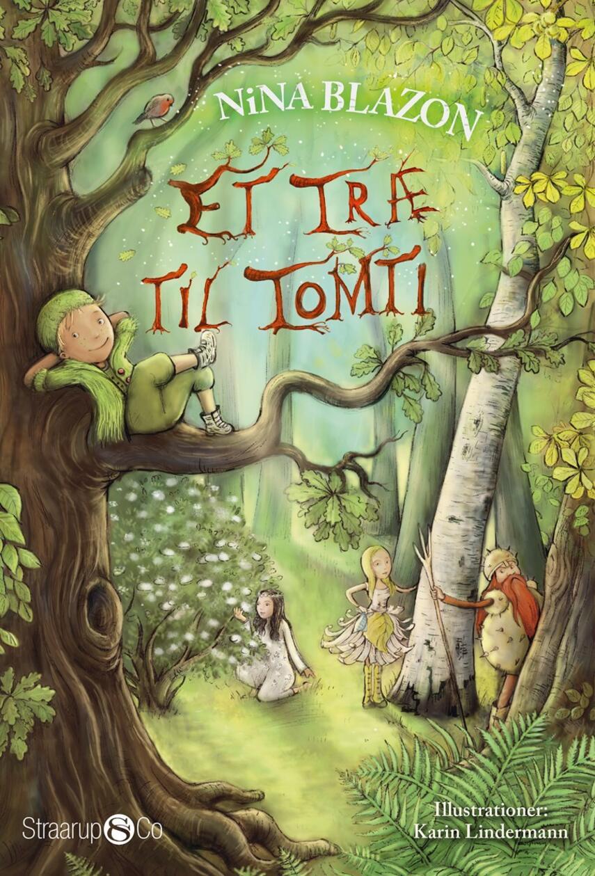 Nina Blazon: Et træ til Tomti