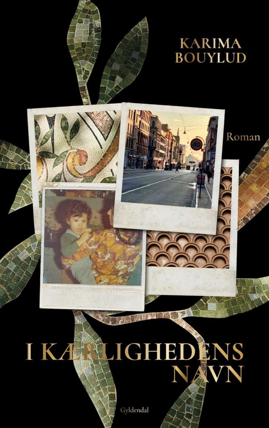 Karima Bouylud (f. 1975): I kærlighedens navn : roman