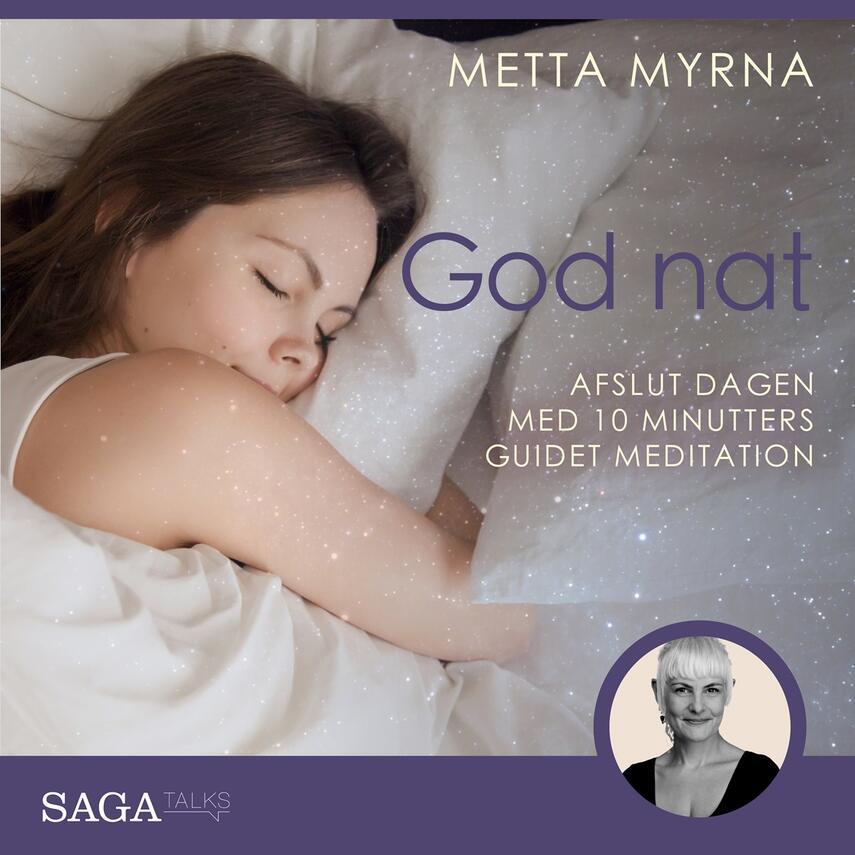 : God nat - Afslut dagen med 10 minutters guidet meditation