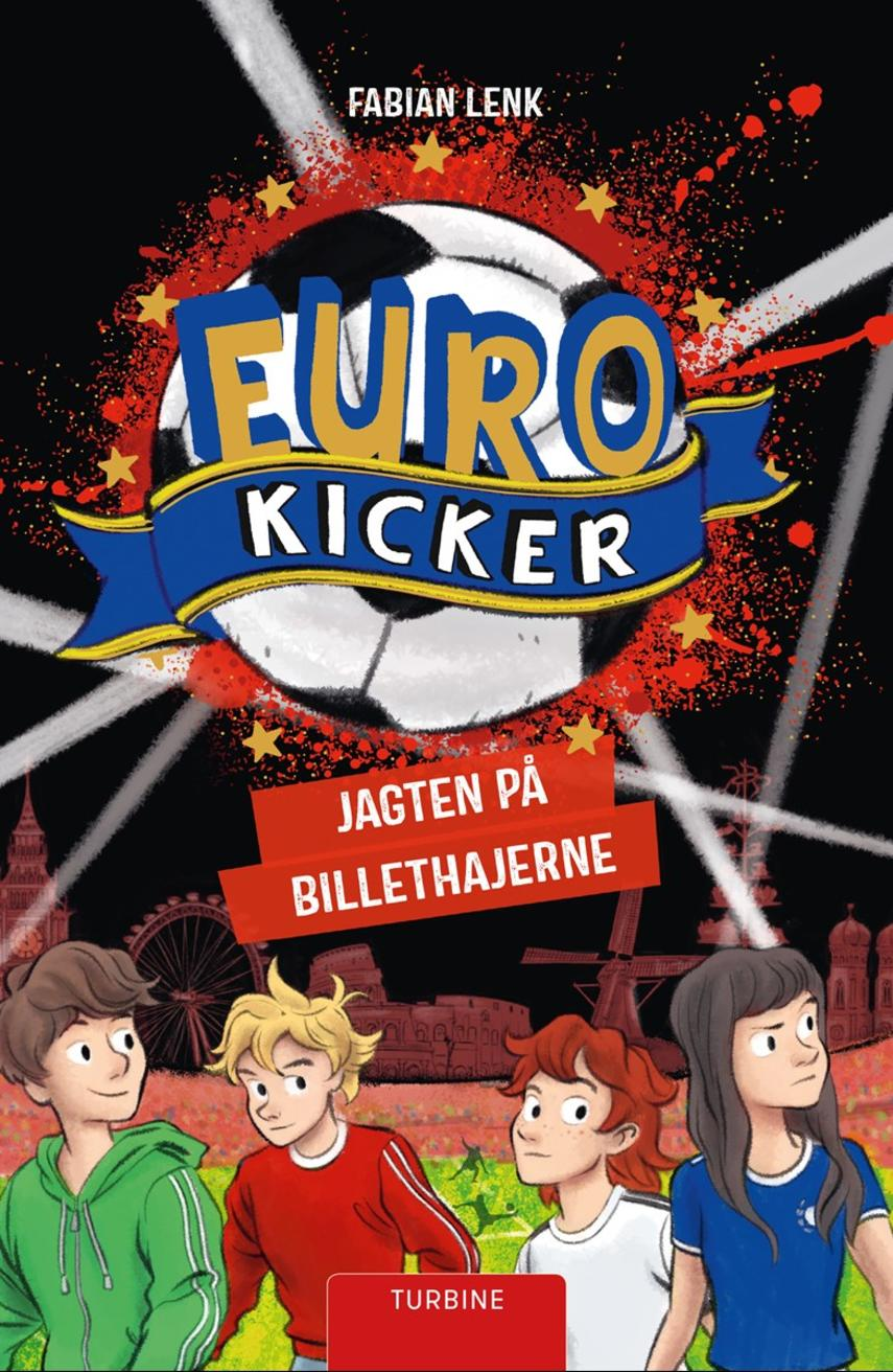 Fabian Lenk: Eurokicker - jagten på billethajerne