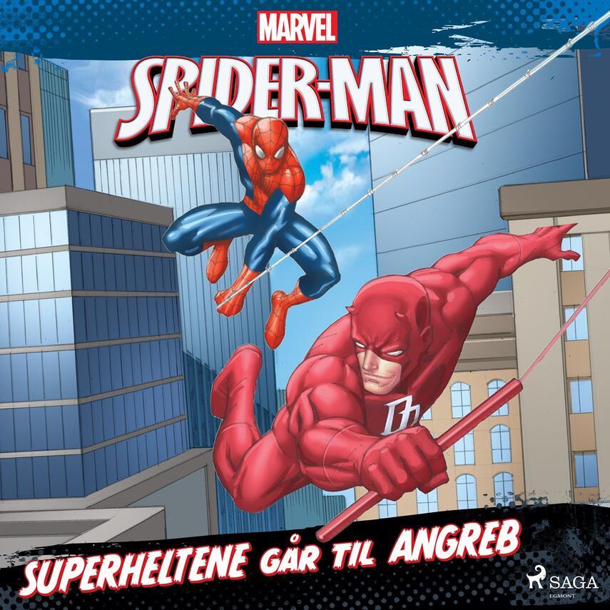 : Spider-Man - Superheltene går til angreb