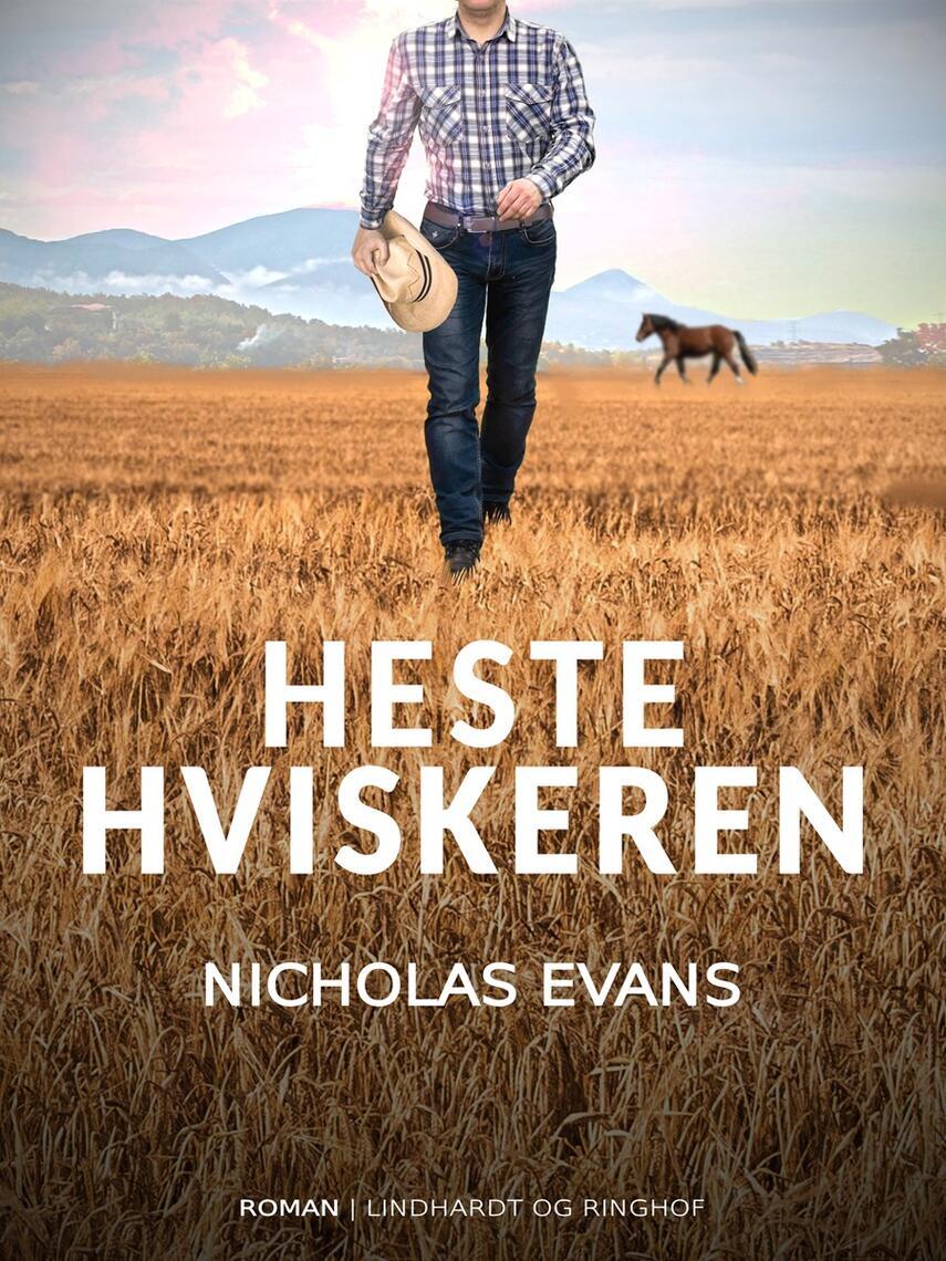 Nicholas Evans: Hestehviskeren : roman