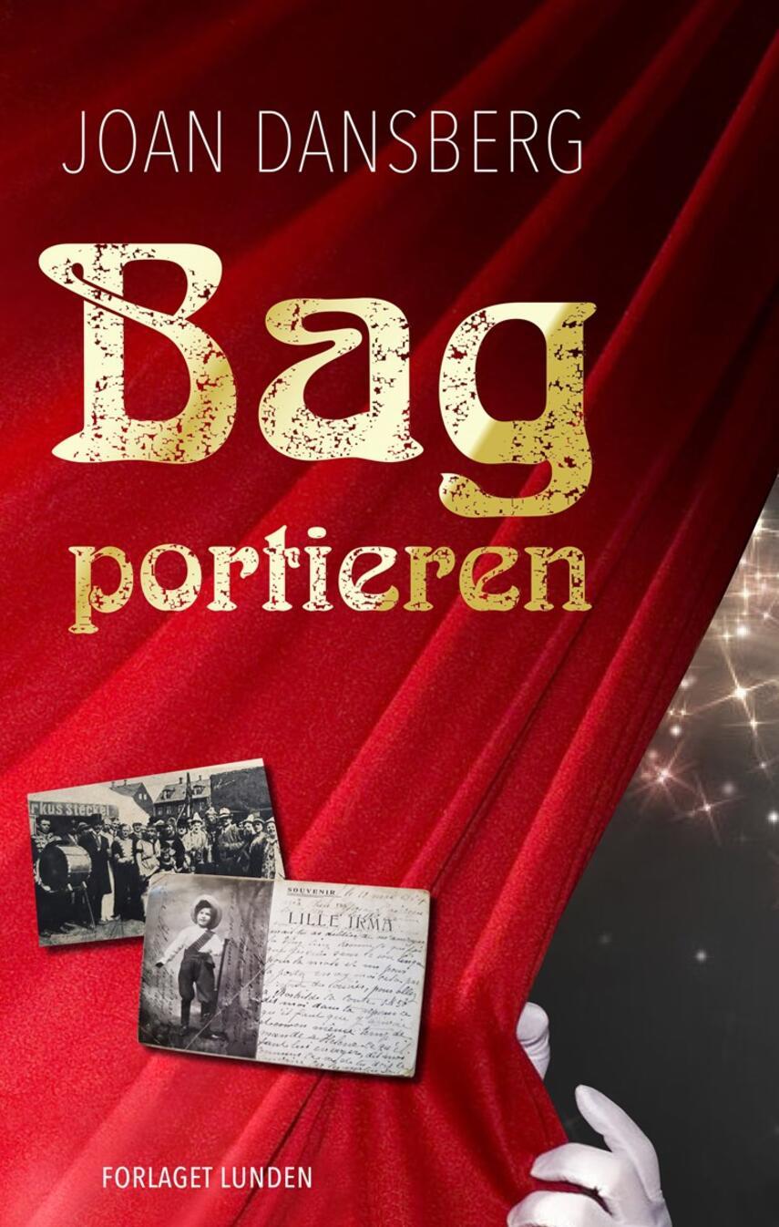 Joan Dansberg: Bag portieren : historisk roman