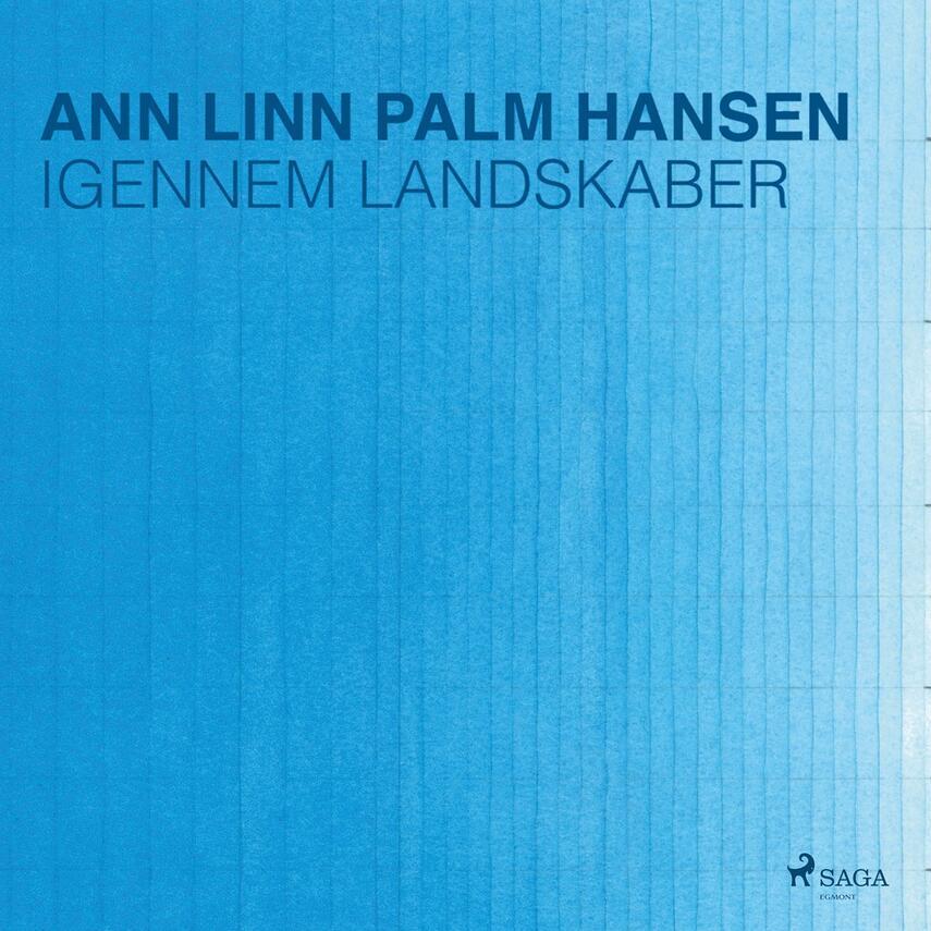 Ann Linn Palm Hansen (f. 1984): Igennem landskaber : roman