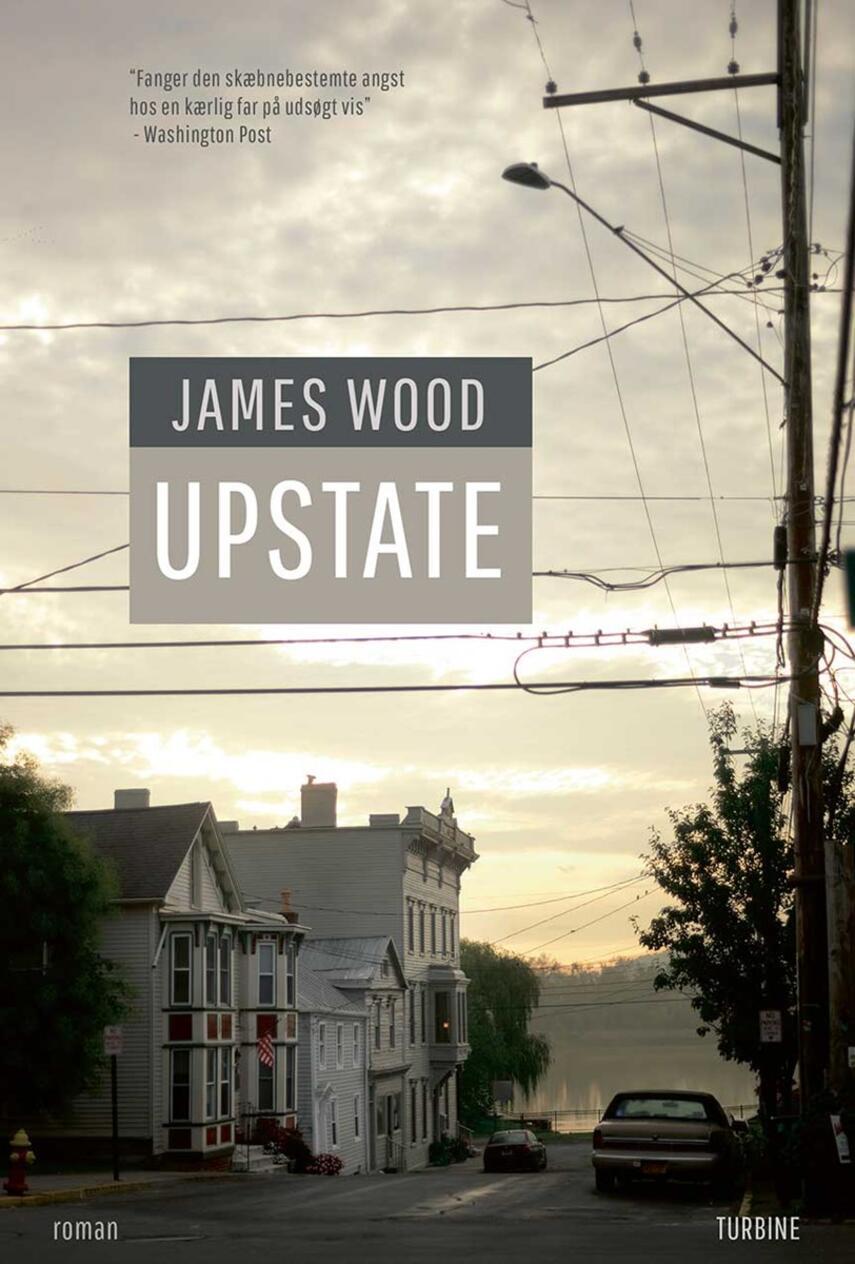 James Wood: Upstate : roman