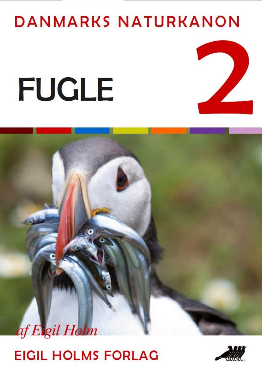 Eigil Holm (f. 1932): Fugle