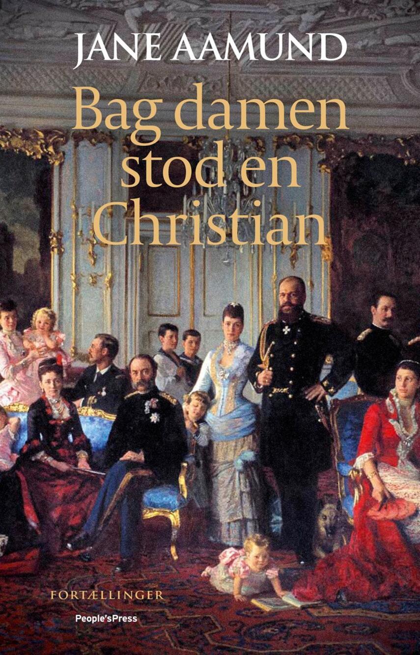 Jane Aamund: Bag damen stod en Christian
