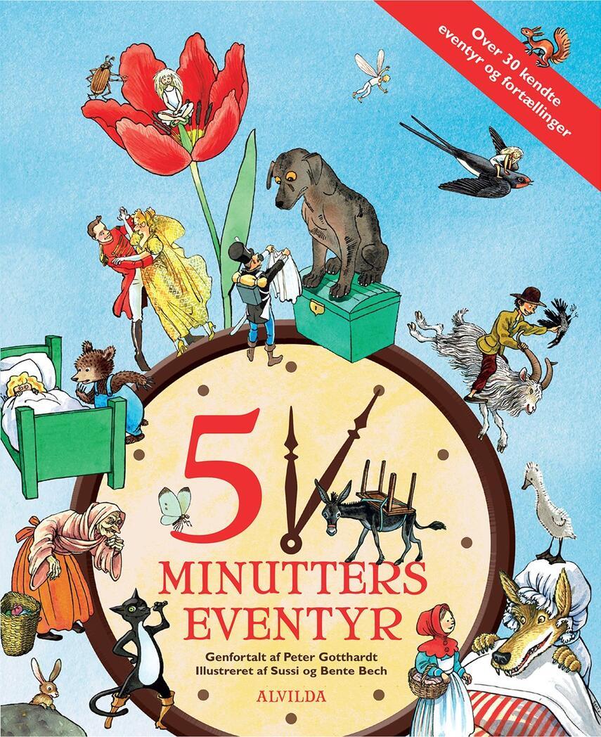 Peter Gotthardt: 5 minutters eventyr