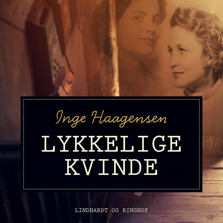 Inge Haagensen: Lykkelige kvinde
