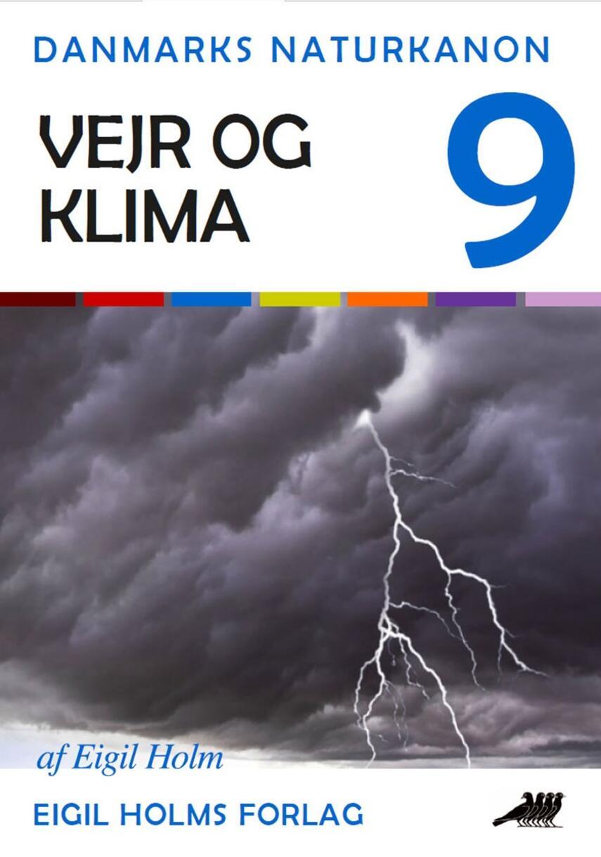 Eigil Holm (f. 1932): Vejr og klima