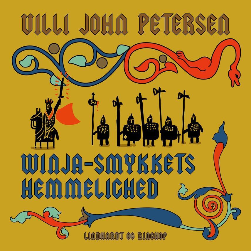 Villi John Petersen (f. 1946): Winja-smykkets hemmelighed