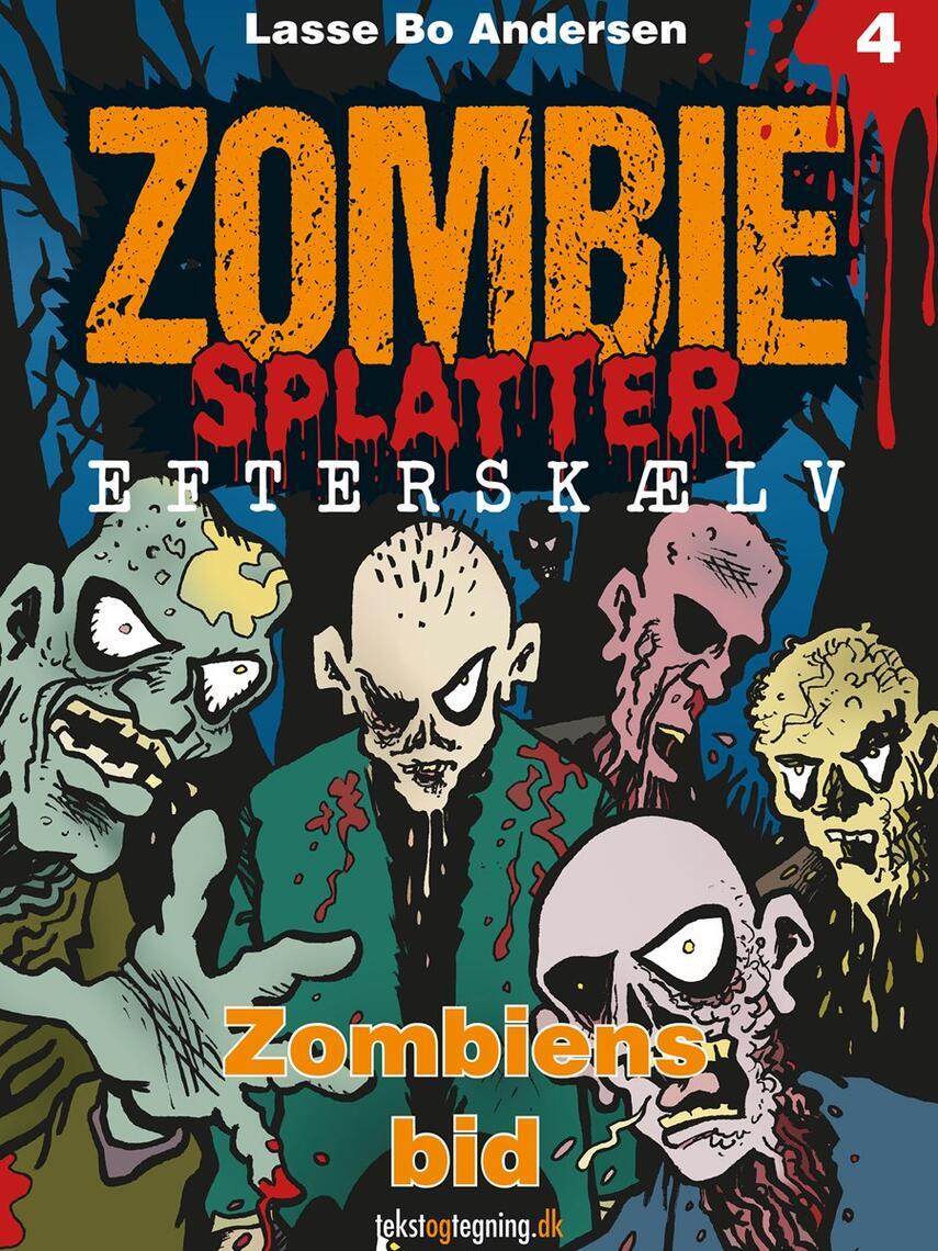 Lasse Bo Andersen (f. 1964): Zombiens bid