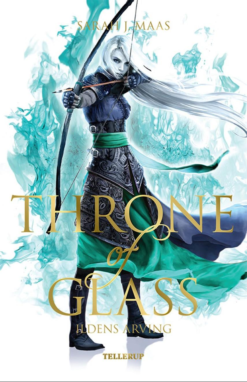 Sarah J. Maas: Throne of glass - ildens arving