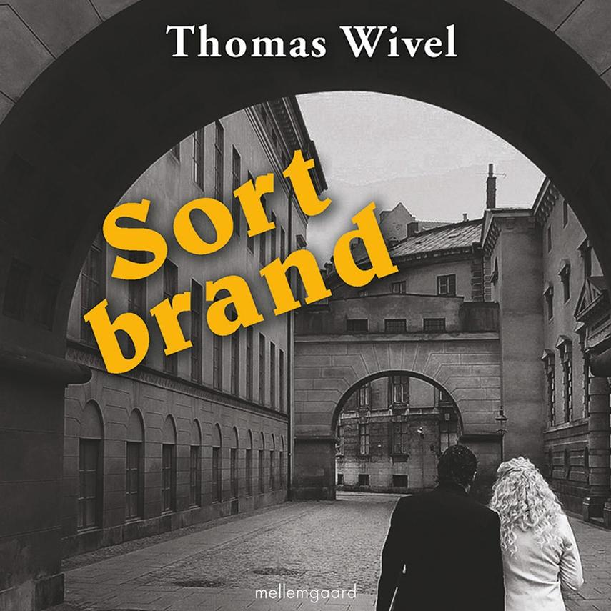 Thomas Wivel: Sort brand