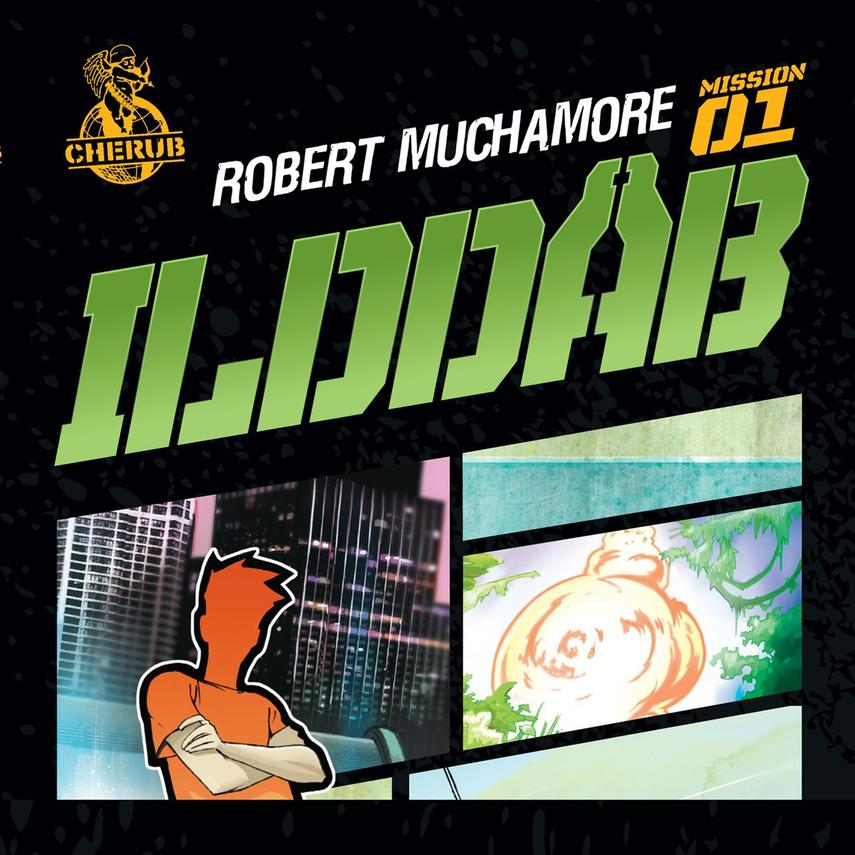 Robert Muchamore: Ilddåb