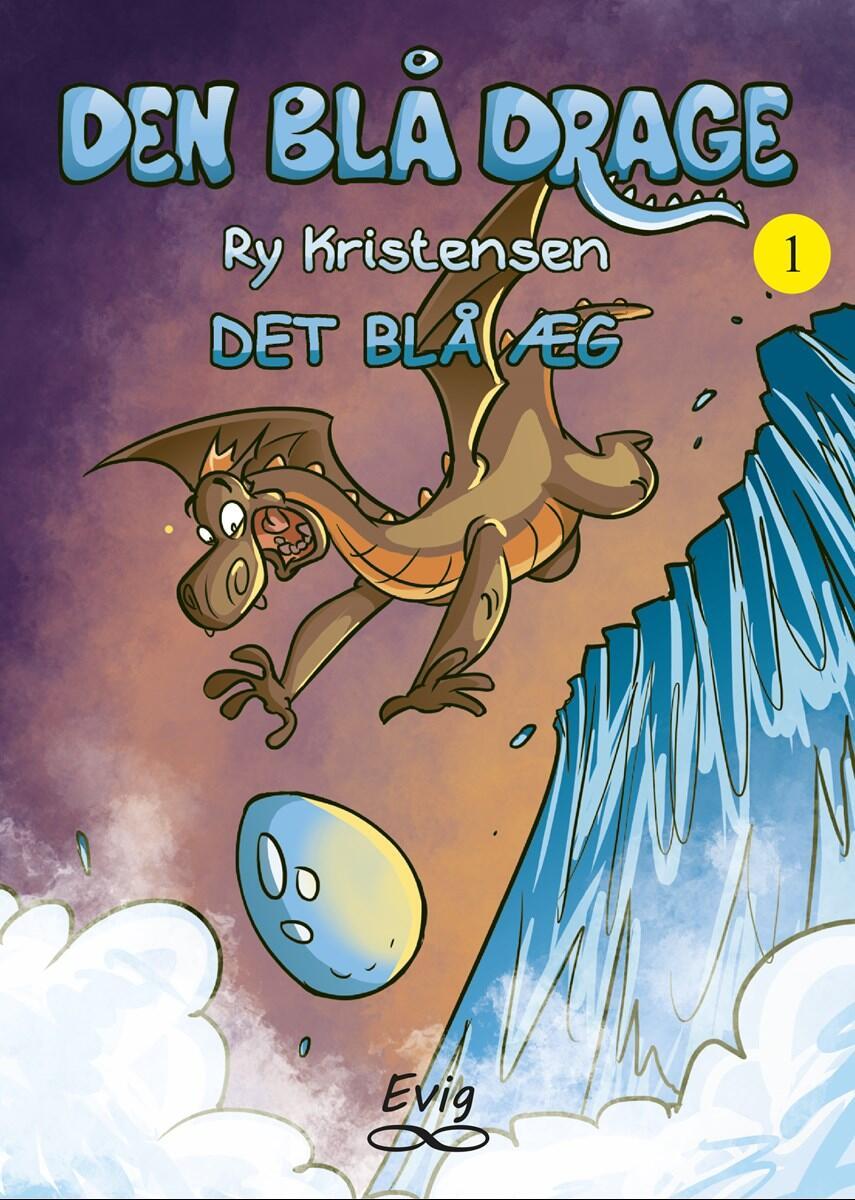 Ry Kristensen (f. 1978): Det blå æg