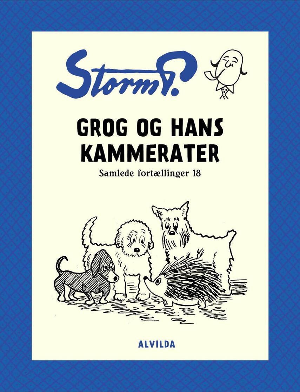 : Storm P. - Grog og hans kammerater og andre fortællinger