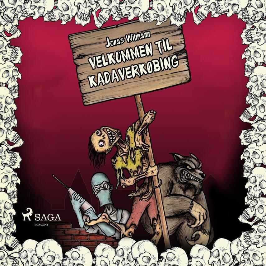 Jonas Wilmann: Velkommen til Kadaverkøbing