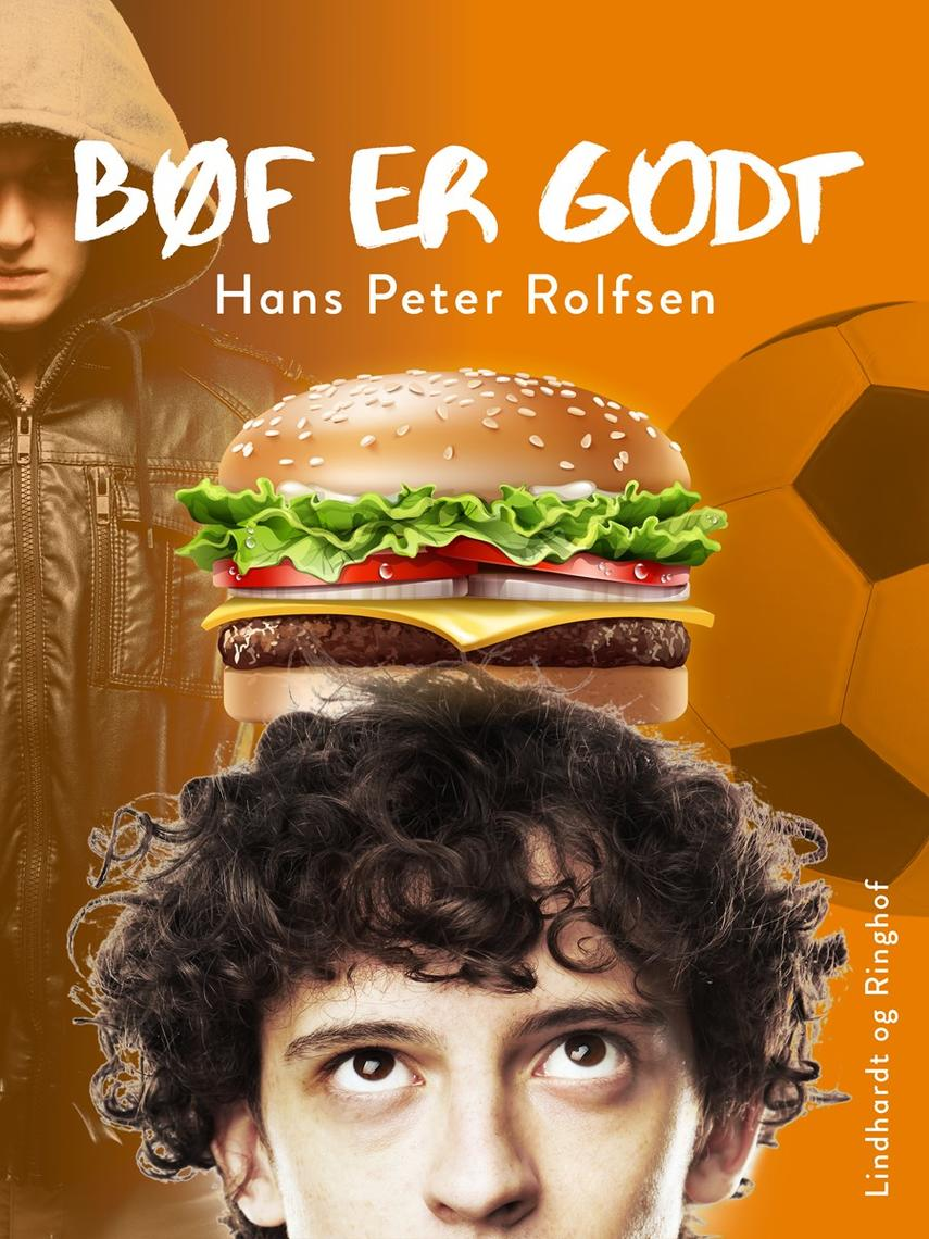 Hans Peter Rolfsen: Bøf er godt