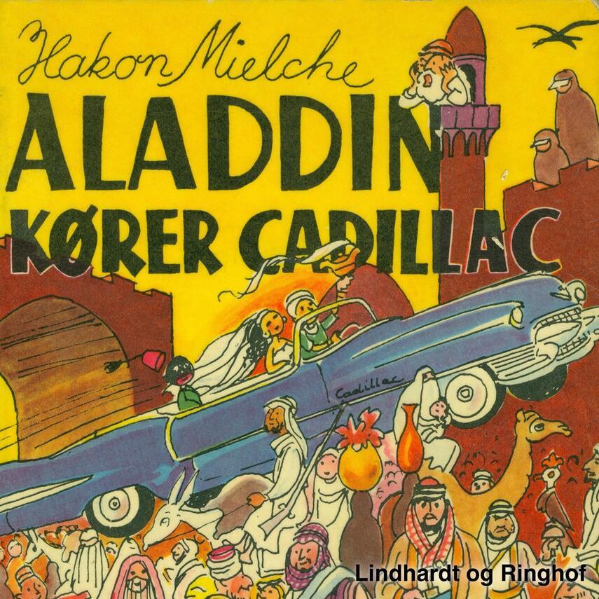 : Aladdin kører Cadillac