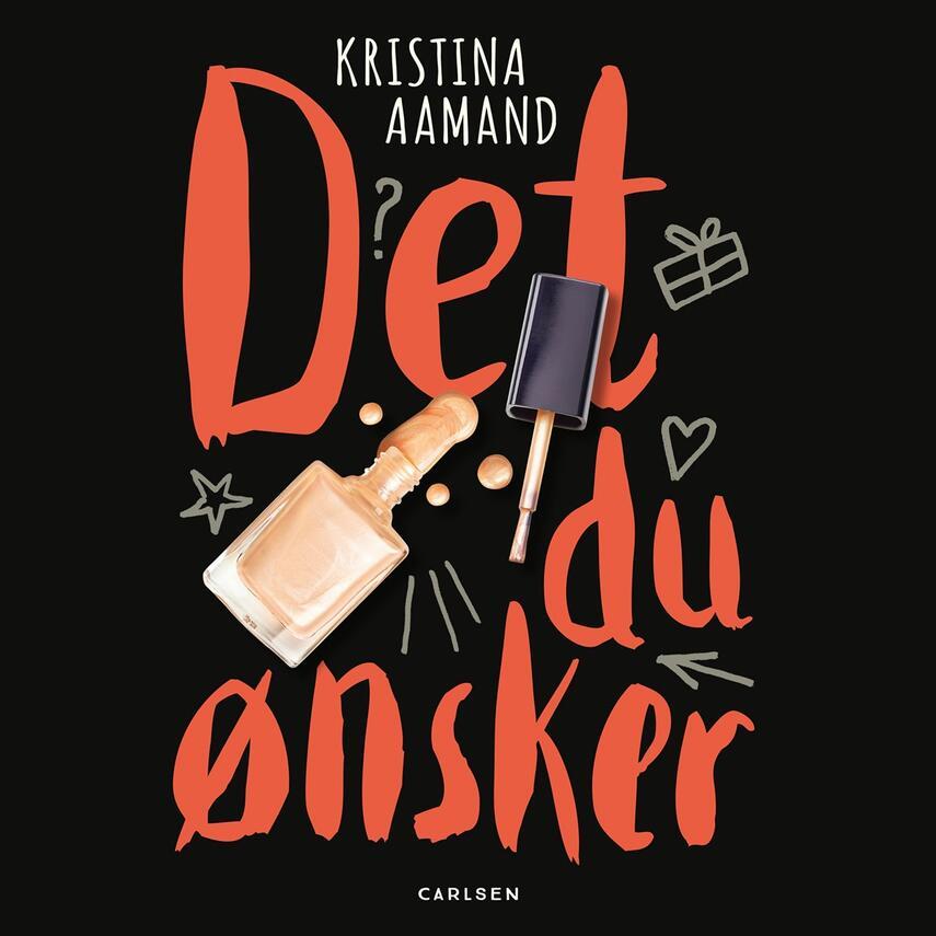 Kristina Aamand: Det du ønsker