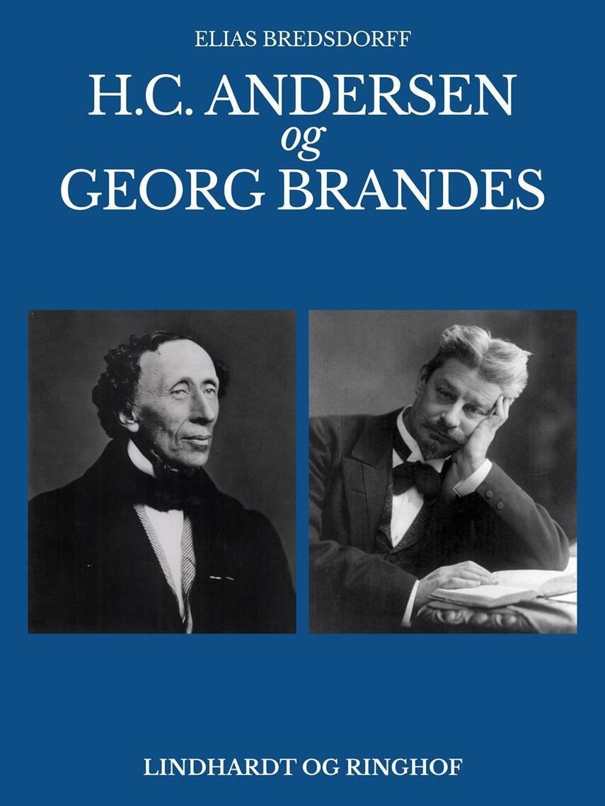 Elias Bredsdorff: H.C. Andersen og Georg Brandes