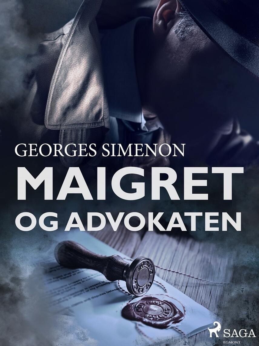 Georges Simenon: Maigret og advokaten
