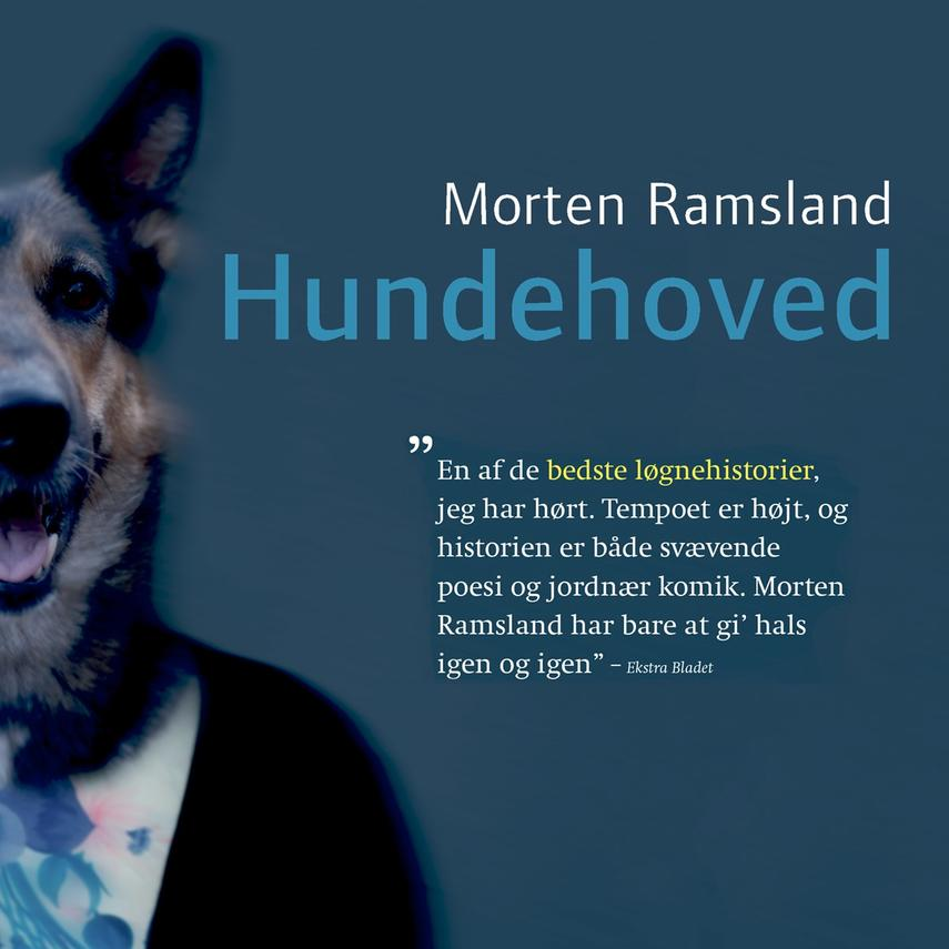 Morten Ramsland: Hundehoved (Ved Jens Albinus)