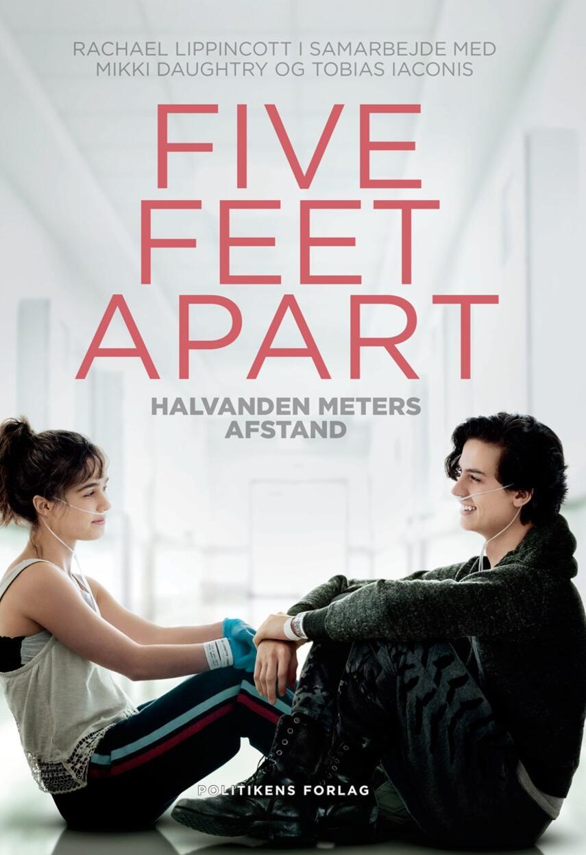 Rachael Lippincott: Five feet apart : halvanden meters afstand
