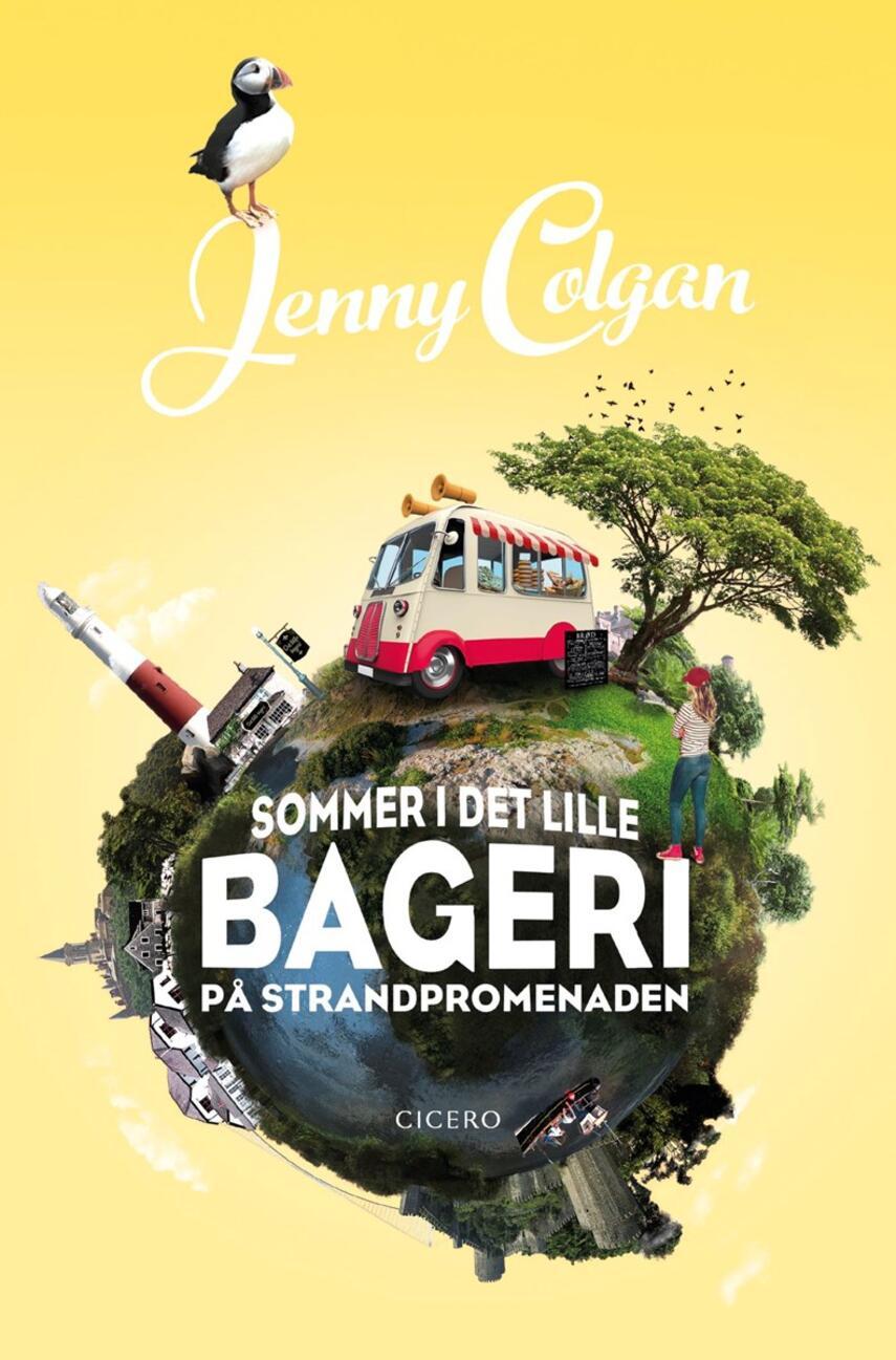 Jenny Colgan (f. 1972): Sommer i det lille bageri på strandpromenaden