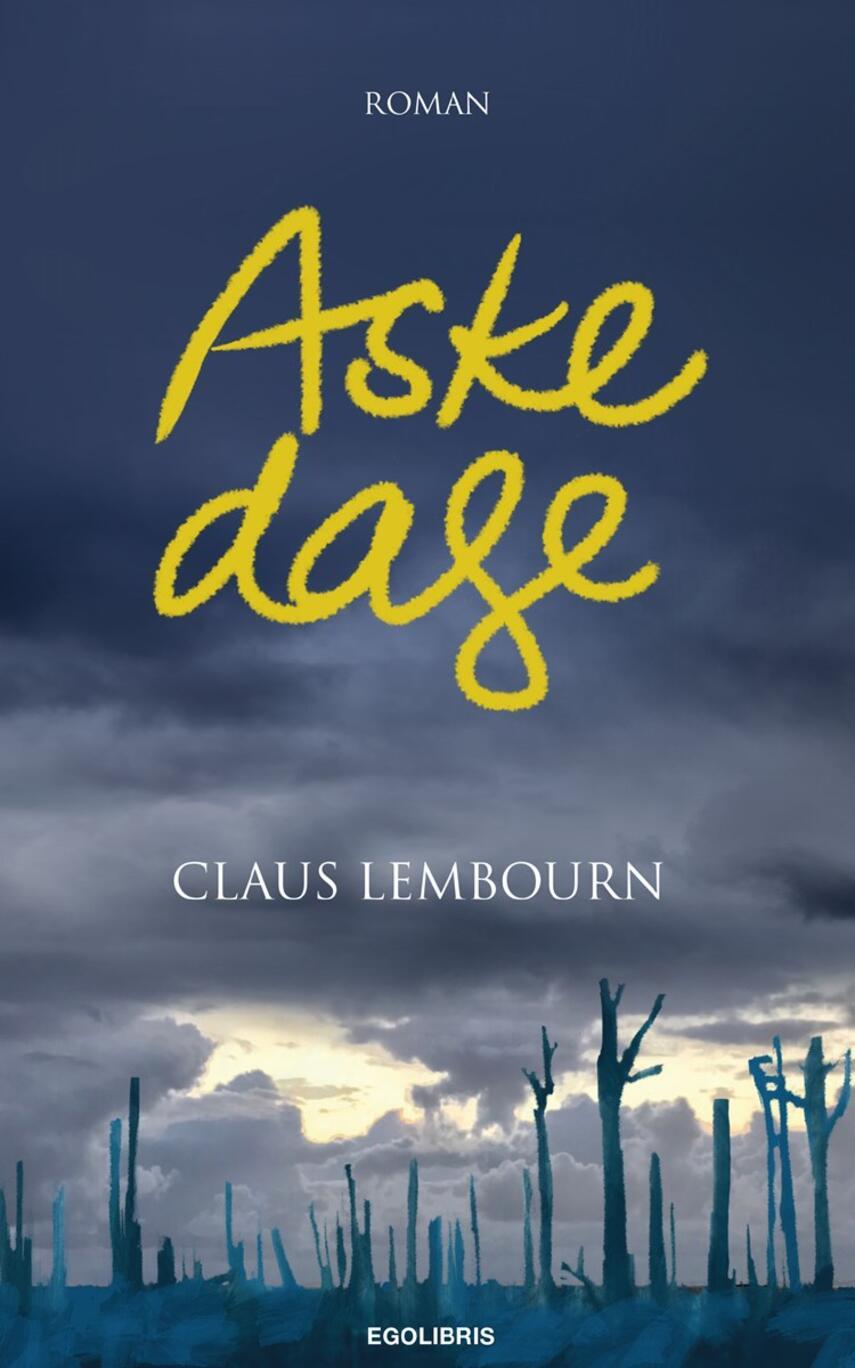 Claus Lembourn: Askedage : roman