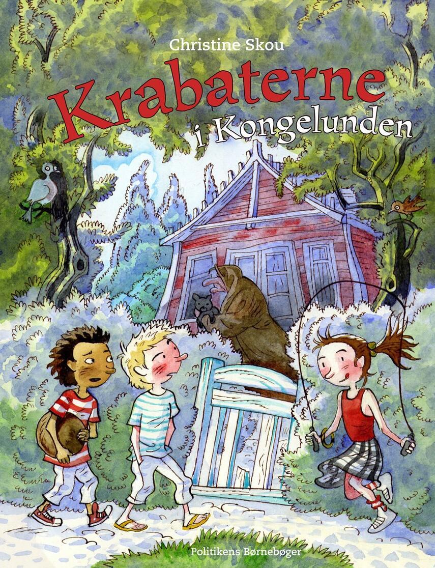 Christine Skou: Krabaterne i Kongelunden