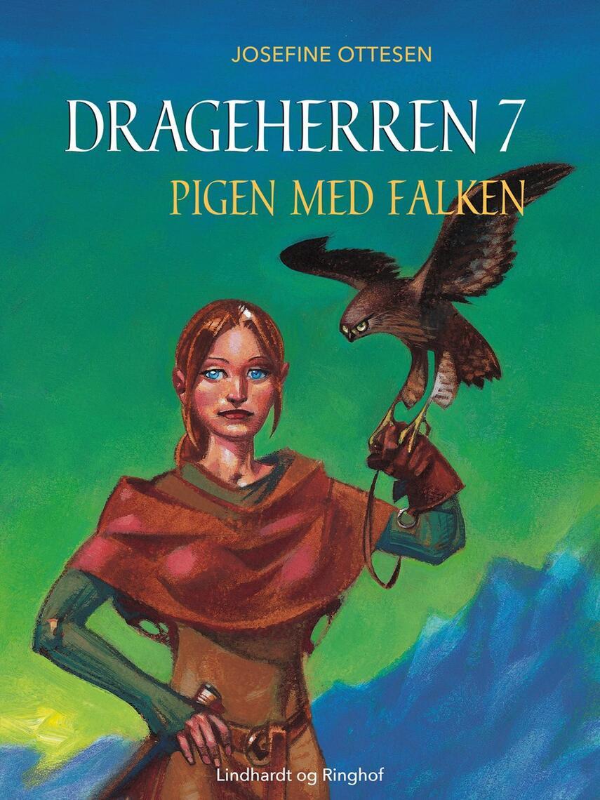 Josefine Ottesen: Pigen med falken