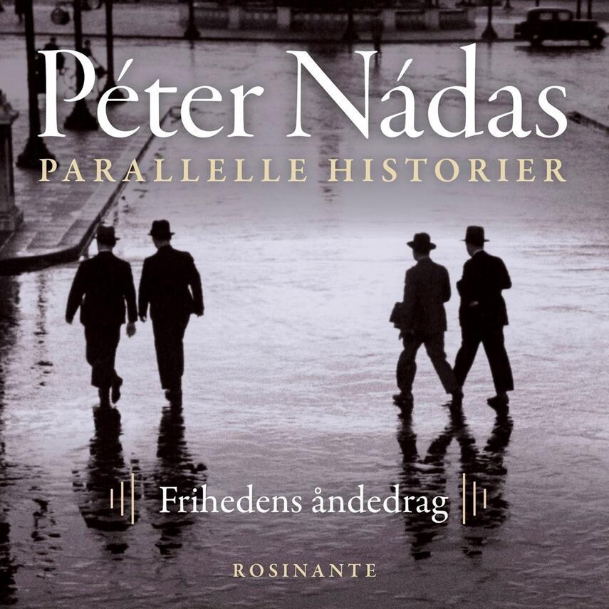 Péter Nádas: Parallelle historier. Bind 3, Frihedens åndedrag