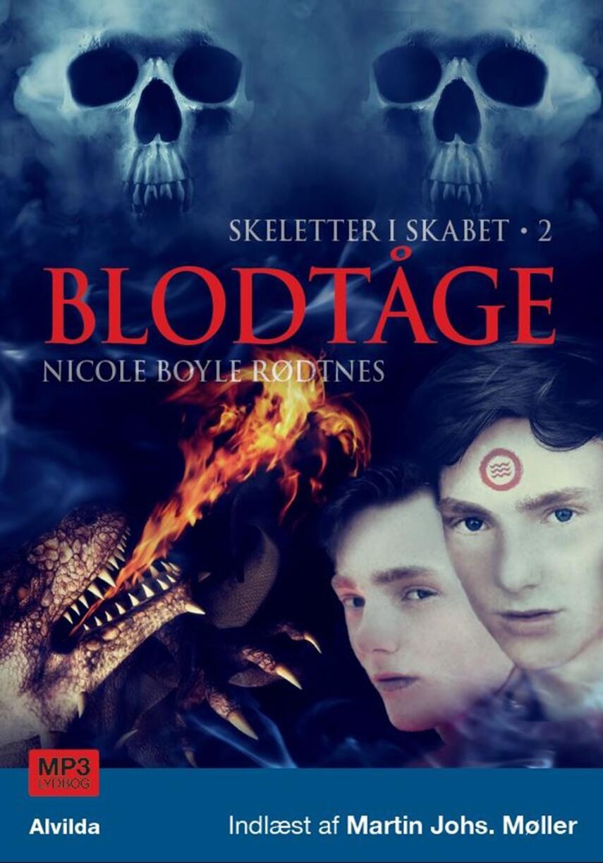 Nicole Boyle Rødtnes: Blodtåge