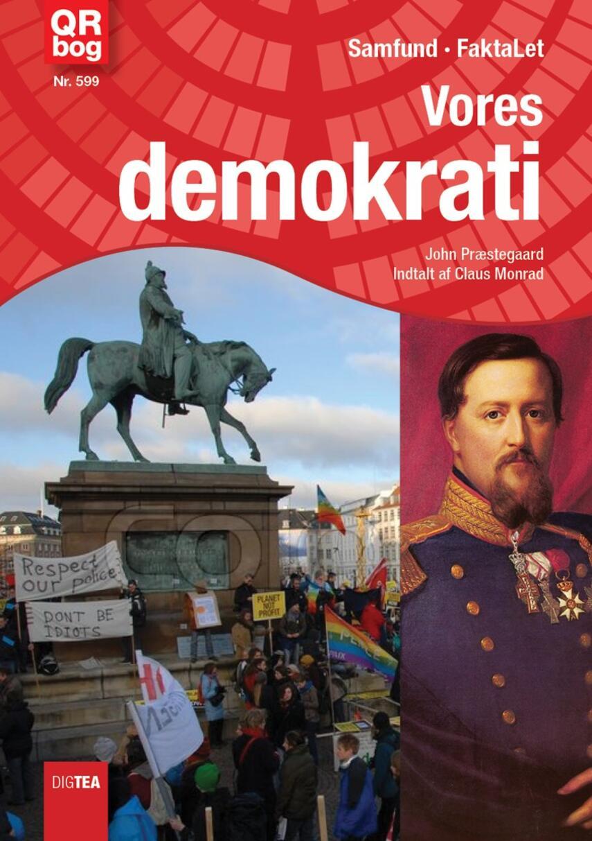 John Nielsen Præstegaard: Vores demokrati